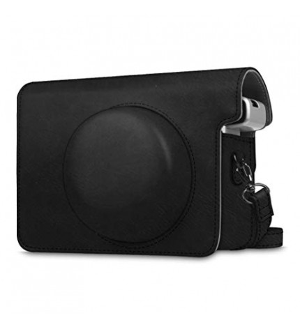 Fujifilm WIDE 300 Case - Funda, color Negro