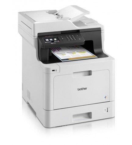 Brother MFC-L8690CDW - Impresora multifunción,