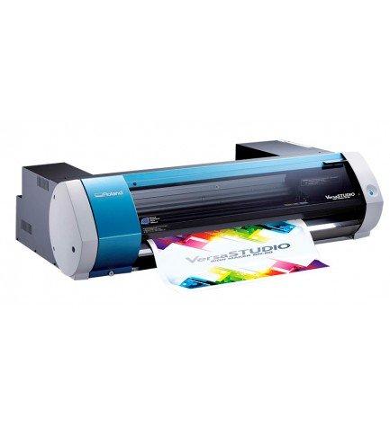 Roland Versa BN-20 - Impresora plotter, de impresión y corte