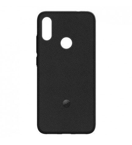 Xiaomi KIT accesorios - Set de accesorios, funda y protector de pantalla, para REDMi NOTE 7, color Negro