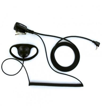 Talkcom FNTN8006 - Audífono, microauricular