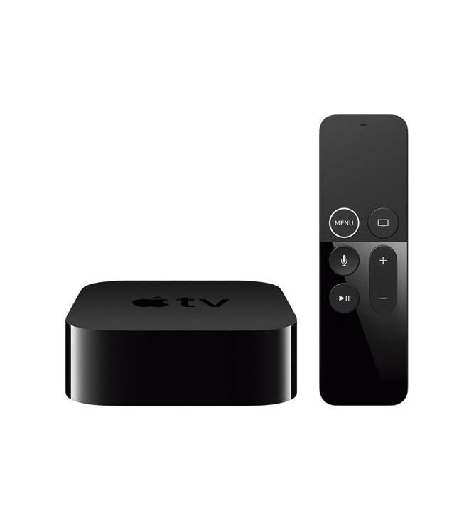 Apple TV 4k - Receptor TV, MP7P2HY, memoria interna 64 GB, color Negro