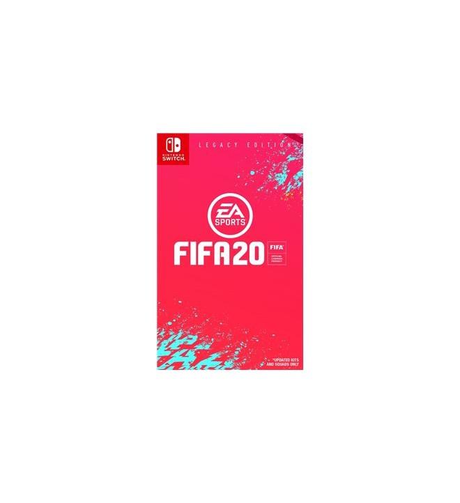 Nintendo FIFA 2020 Legacy Edition - Videojuego, Nintendo Switch