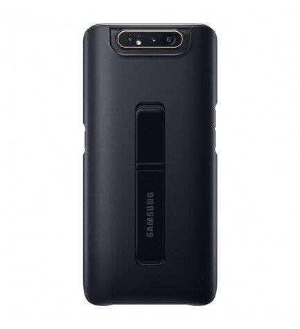 Samsung EF-PA805CB - Funda, para Galaxy A80, Standing Cover, color Negro