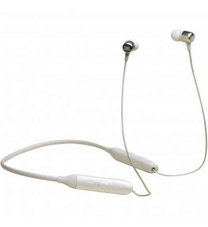 JBL LIVE 220 - Auriculares bluetooth, color Blanco