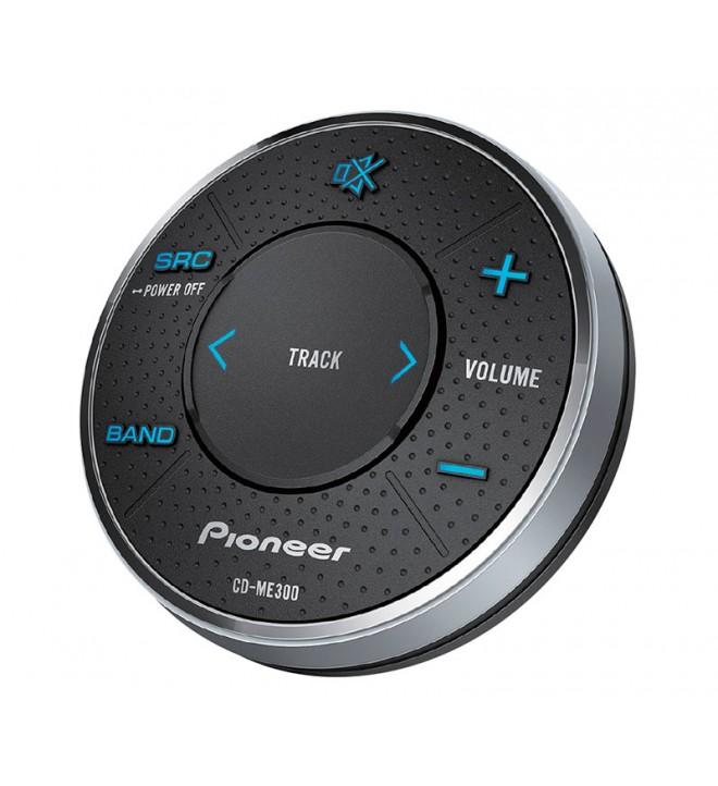 Pioneer CD-ME300 - Control remoto, tipo marino, IPX7, color Negro