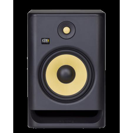 KRK RP8G4 - Monitor de estudio, profesional, alta fidelidad, 1 unidad, color Negro