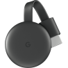 Google ChromeCast 3.0 - Reproductor multimedia, resolución Full HD, WiFi, HDMI, puerto USB