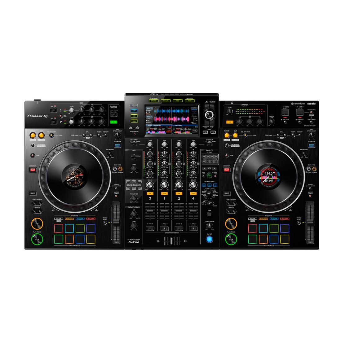Pioneer DJ XDJ-XZ , Sistema Profesional para DJ, Todo en Uno, para rekordbox y Serato DJ Pro