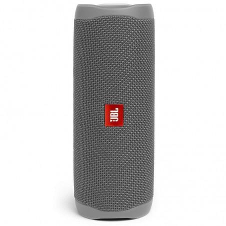 JBL Flip 5 - Altavoz Bluetooth, potencia 20W color Gris