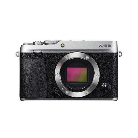 Cámara FUJIFILM X-E3 + objetivo XF15 - 45mm, color PLATA