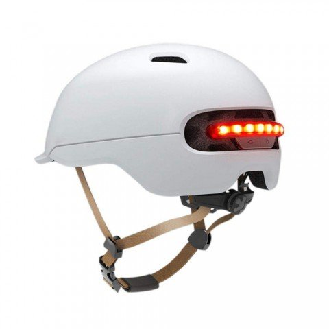 Casco Smart4U SH50 Light, color Blanco
