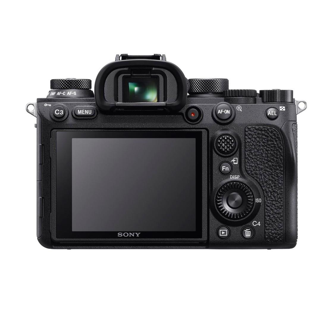 SONY ILCE-9M2 - Cámara de fotograma completo α9 II con capacidad profesional, 24.2Mp, color Negro