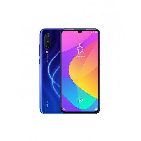"Xiaomi Mi 9 Lite, Smartphone pantalla 16,2 cm (6.39""), 6 GB  RAM, 64GB memoria interna, color Azul"