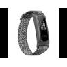 Pulsera de actividad - Huawei Band 4e, 210mm, TruSleep 2.0, resistente al agua 5ATM, color Gris