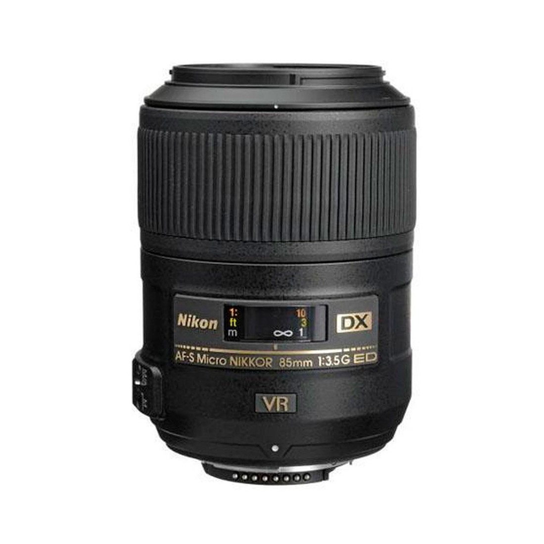 Objetivo NIKON AF-S DX MICRO 85mm f/3.5G ED VR