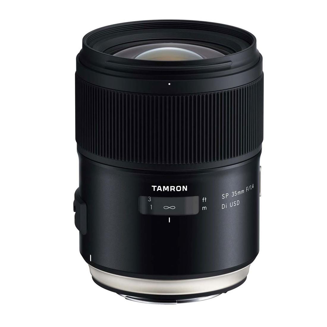 Tamron SP 35 mm F/1.4 Di USD