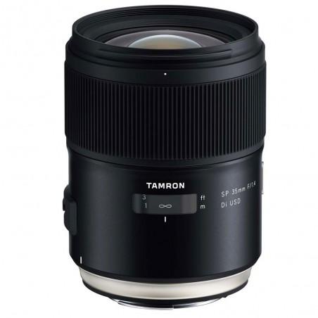 Objetivo Tamron SP 35 mm F/1.4 Di USD