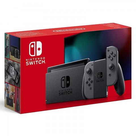 Consola Nintendo Switch 2, color Gris