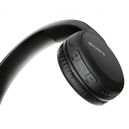 Auriculares inalámbricos SONY WH-CH510, bluetooth,  color NEGRO