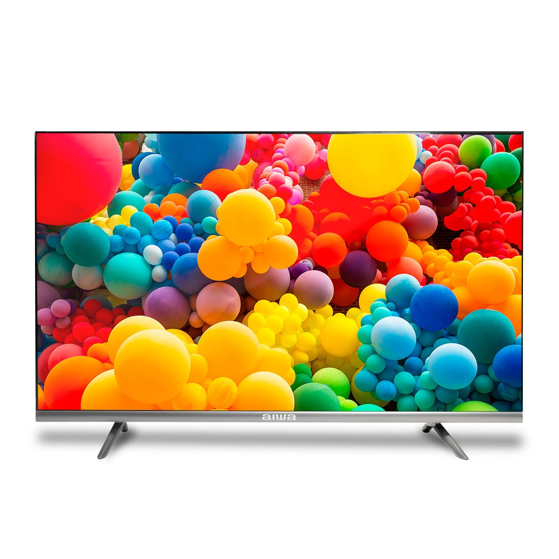 "Televisor LED AIWA 40"", SmartTV, Full HD, Wi-Fi, Netflix, color Negro"