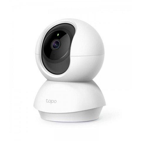 Cámara Inteligente TP-LINK Tapo C200, Full HD, Vision Noctura, 2 Vias Audio, color Blanco