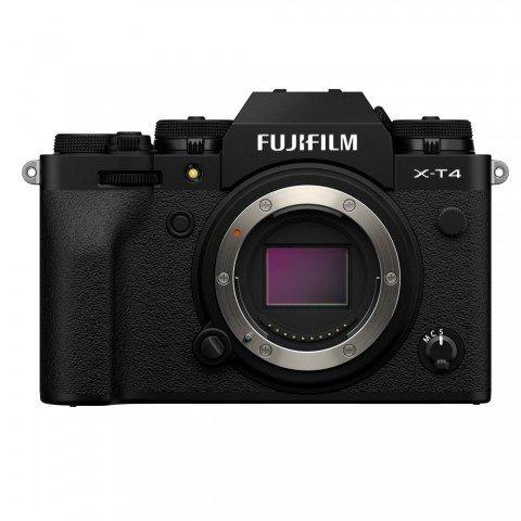 Cámara Evil Fujifilm X-T4 (cuerpo), Color Negro