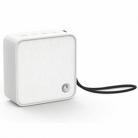 Altavoz Motorola Sonic Boost 210, Bluetooth, color Blanco