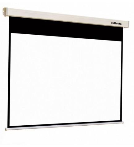Reflecta Crystal Line Rollo 87683 –- Pantalla de proyector, formato mapa, 240 x 189cm