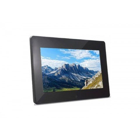 "Marco digital Braun 10.93 DigiFrame 8Gb Zwart, 10.1"", FHD, HDMI, color Negro"
