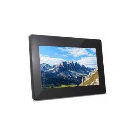 "Marco digital Braun 10.93 DigiFrame 8Gb Zwart, 10.1"", FHD, HDMI, color Negro"