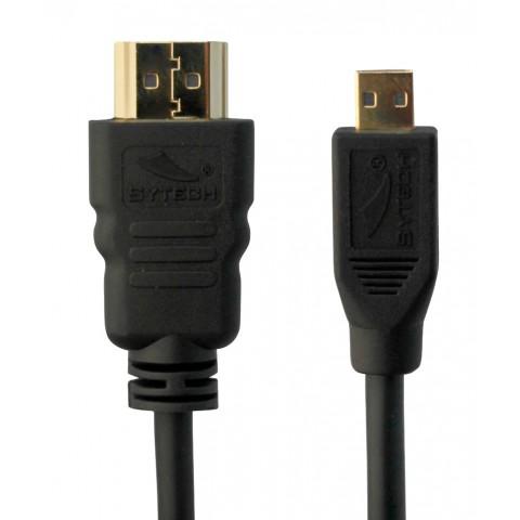 Cable HDMI Sytech SY-1592, 1.8m, 1.4v
