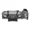 Cámara FUJIFILM XT-4 con Objetivo XF18-55mm, F2.8-4, Wifi, Bluetooth, color Plata