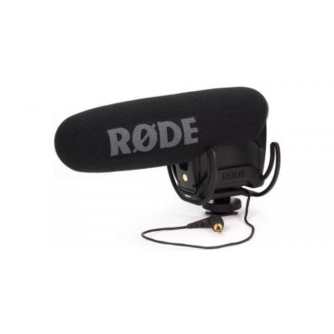 Rode VideoMic Pro Rycote Micrófono de condensador para grabación y broadcast