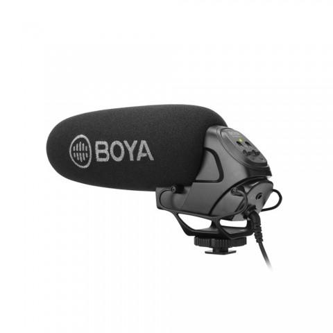 Micrófono de cañón super cardioide BOYA BY-BM3031