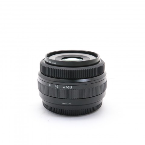 Objetivo FUJIFILM GF50mm, f/3.5 R LM WR, color Negro
