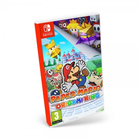 Paper Mario: The Origami King para Nintendo Switch