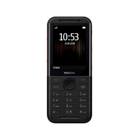 "Nokia 5310, pantalla 2.4"" QVGA, 16Mb hasta 32 Gb con SD, 1200mAh, Bluetooth, color Negro"