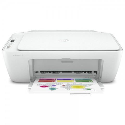 Impresora multifunción HP DESKJET 2720, WiFi, color Blanco