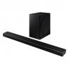 Barra de Sonido Samsung 2020 HW-Q60T Dolby 5.1 Digital, Q Symphony con Subwoofer inalámbrico y Tecnología Acoustic Beam 2.0