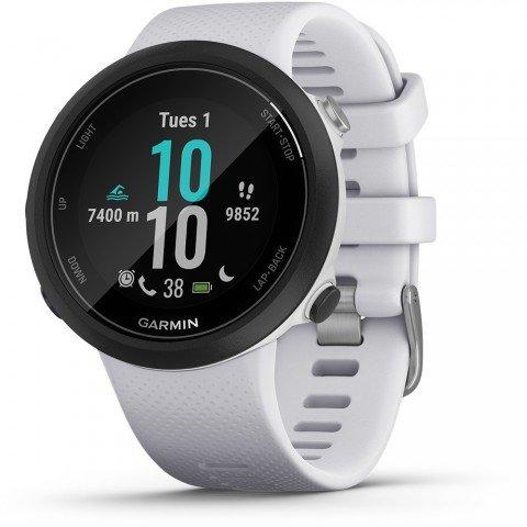 Reloj Garmin Swim 2, GPS, natación, color Blanco
