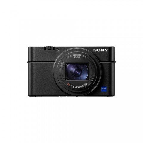Cámara compacta Sony DSC-RX100M7,  20.1MP, CMOS 5472x3648 Pixeles, color Negro
