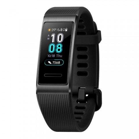 Pulsera de actividad Huawei Band 3 Pro AMOLED, color Negro