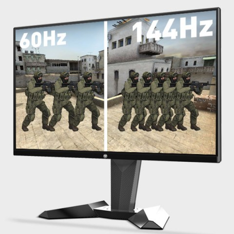 "Monitor Gaming 27"" Millenium MD27 Pro, QHD, HDMI, Display Port, 144 Hz, color Negro"