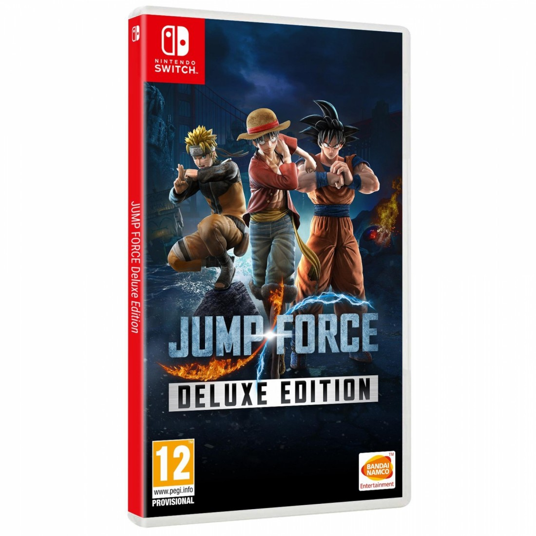 Jump Force Deluxe Edition para Nintendo Switch