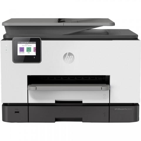 Impresora HP OfficeJet Pro 9020, Inyección de tinta térmica 4800x1200 DPI, 24ppm, WiFi