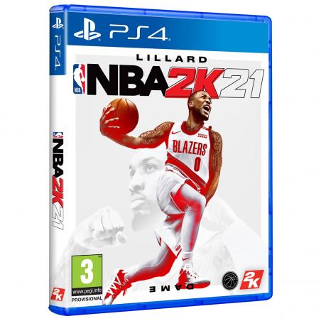 Take-Two NBA 2K21 para Playstation 4