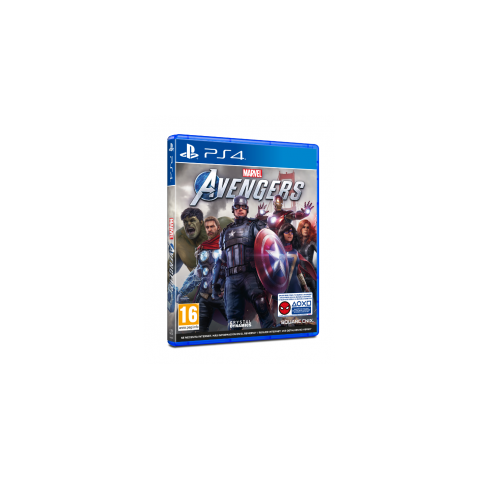 Marver Avengers para Playstation 4