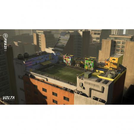 Videojuego FIFA 2021 Champions Edition para PlayStation 4
