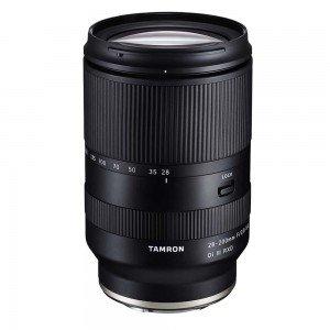 Objetivo Tamron 70-180mm f2.8 Di III VXD para Sony FE Full Frame